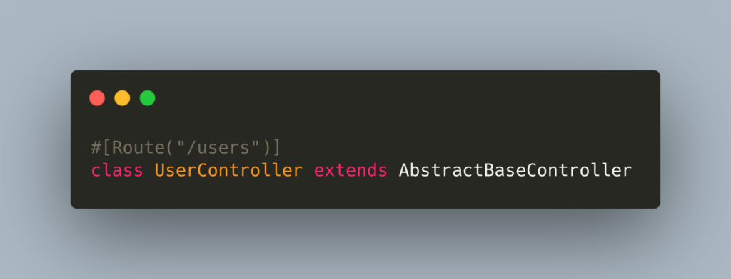 PHP 8 attributes